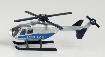 0807 - Police Helicopter