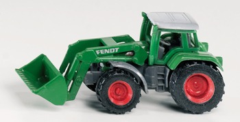 1039 - Fendt Tractor with Front Loader