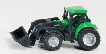 1043 - Deutz Tractor with Front Loader