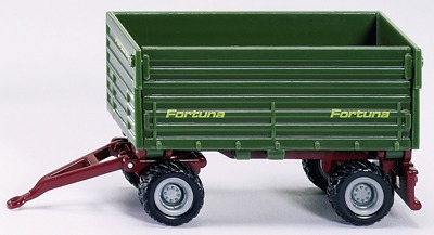 1077 - Two Axled Trailer