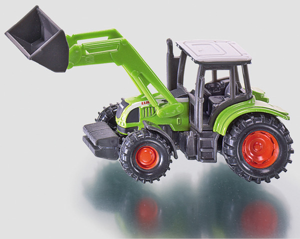 1335 - Claas Ares with Front Loader