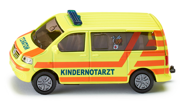 1462 - Childrens Emergency Doctor Vehicle
