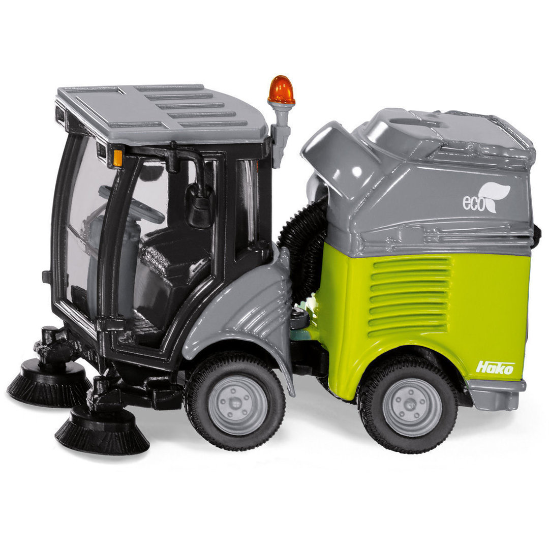 2936 - Mini Road Sweeper