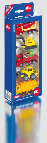 6283 - Assorted Vehicle Gift Set