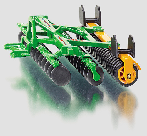 2063 - Compact Disc Cultivator