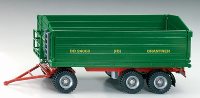 2877 - Three Way Tipping Trailer