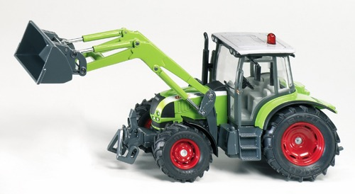 3656 - Claas with Front Loader