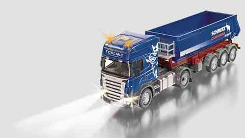 6726 - Scania Tipper Truck with RC Unit