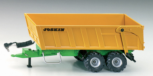 6780 - Twin Axle Tipping Trailer