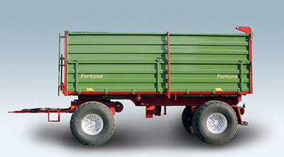 6781 - Side Tipping Trailer