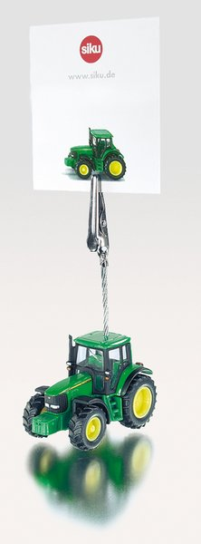 7411 - John Deere with Memo Clip