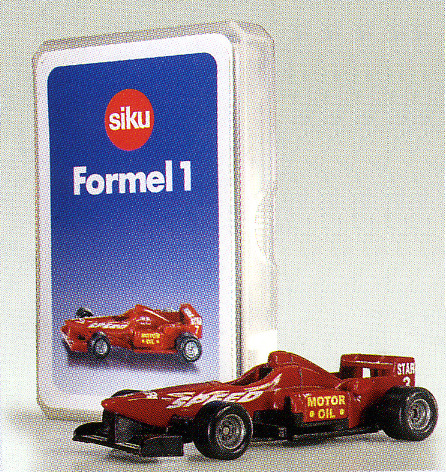 0110 - Racing Car with Card Game
