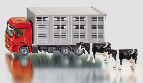 2713 - Livestock Transporter with Cows