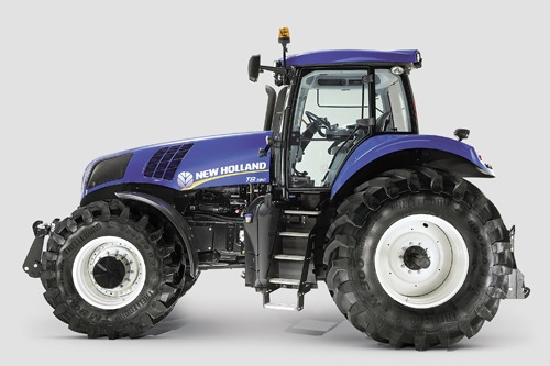 3273 - New Holland T8.390 Tractor