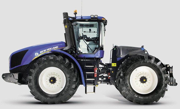1983 - New Holland T9.560 Tractor