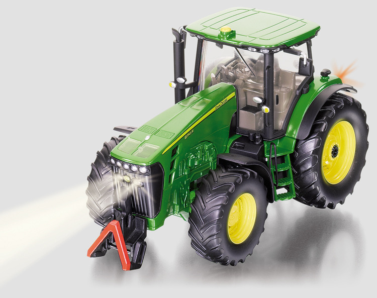 6881 - John Deere 8345R Tractor with Control Unit (1:32)