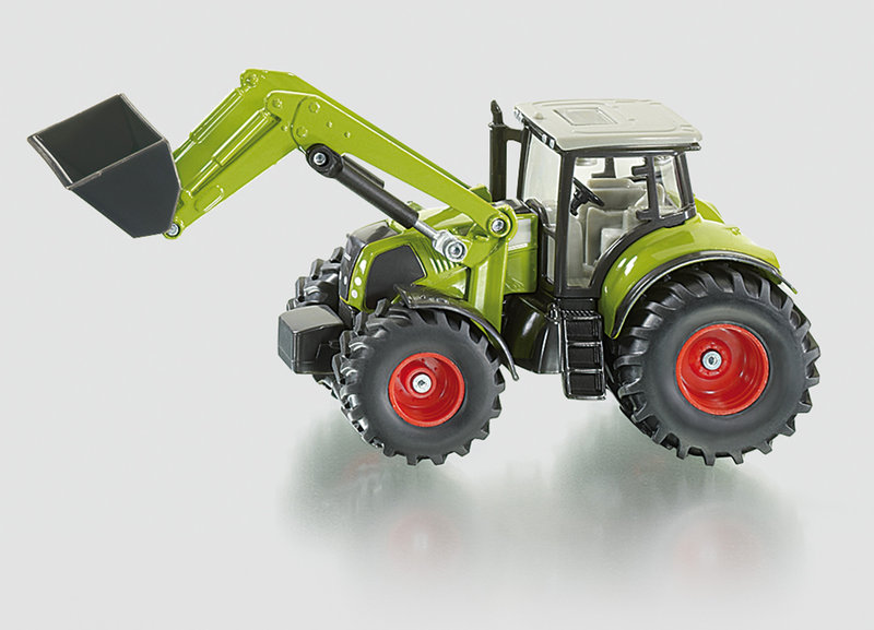 1979 - Claas with Front Loader
