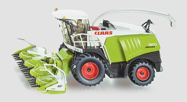1993 - Claas Forage Harvester