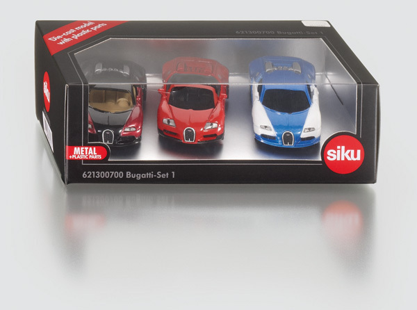 6213A - Bugatti Set 1 (Limited Edition Special Liveries)