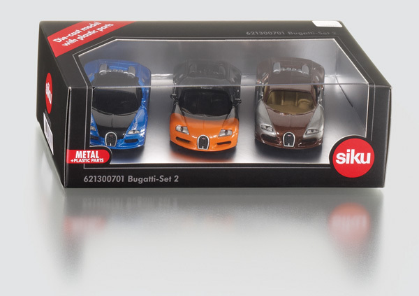 6213B - Bugatti Set 2 (Limited Edition Special Liveries)