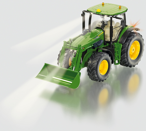 6777 - John Deere 7R with Front Loader RC Set