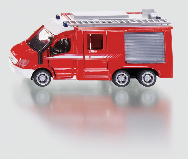 2113 - Mercedes Sprinter 6x6 Fire Engine