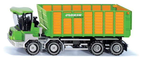 4064 - Joskin Cargotrack with Loader Wagon