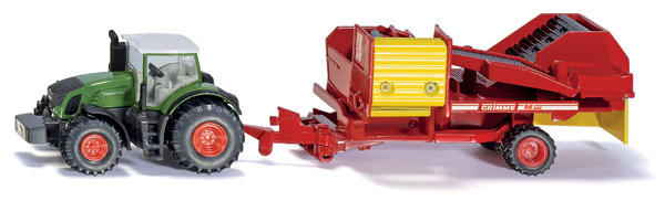 1808 - Fendt with Potato Harvester (1:87)
