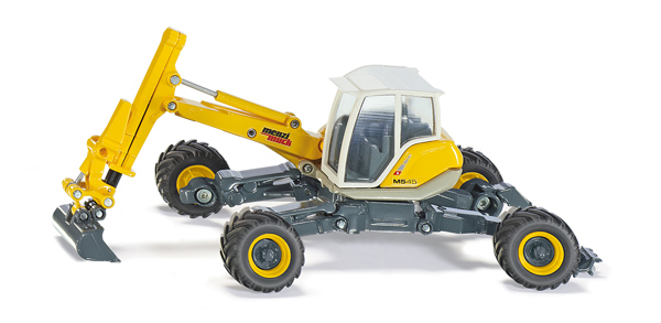 3548 - Menzi Muck Backhoe Walking Excavator