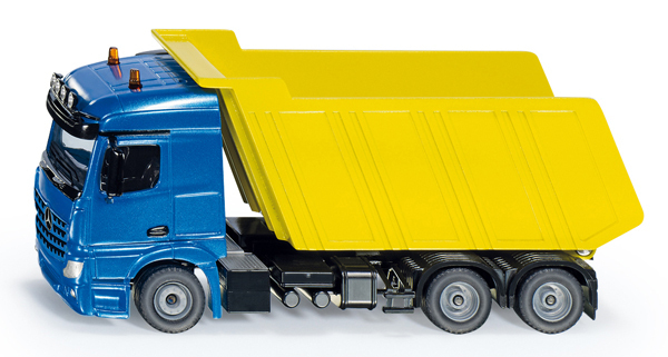 3549 - Mercedes Benz Arocs with Dump Body Dumper (1:50)