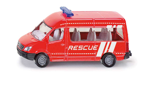 1082 - Command Car (Rescue)