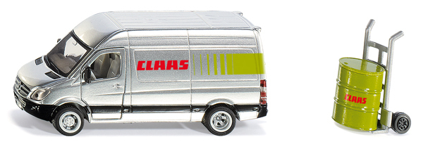 1995 - Mercedes Sprinter Claas Service Vehicle (1:50)