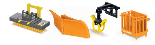 3661 - Front Loader Accessories (1:32)