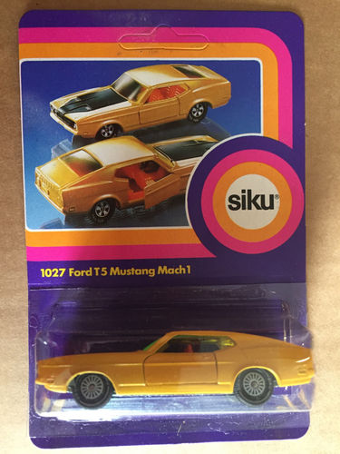1027 EBS - Ford T5 Mustang Mach 1