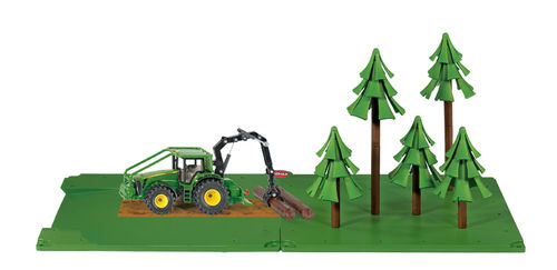 5605 - Sikuworld Forestry Set