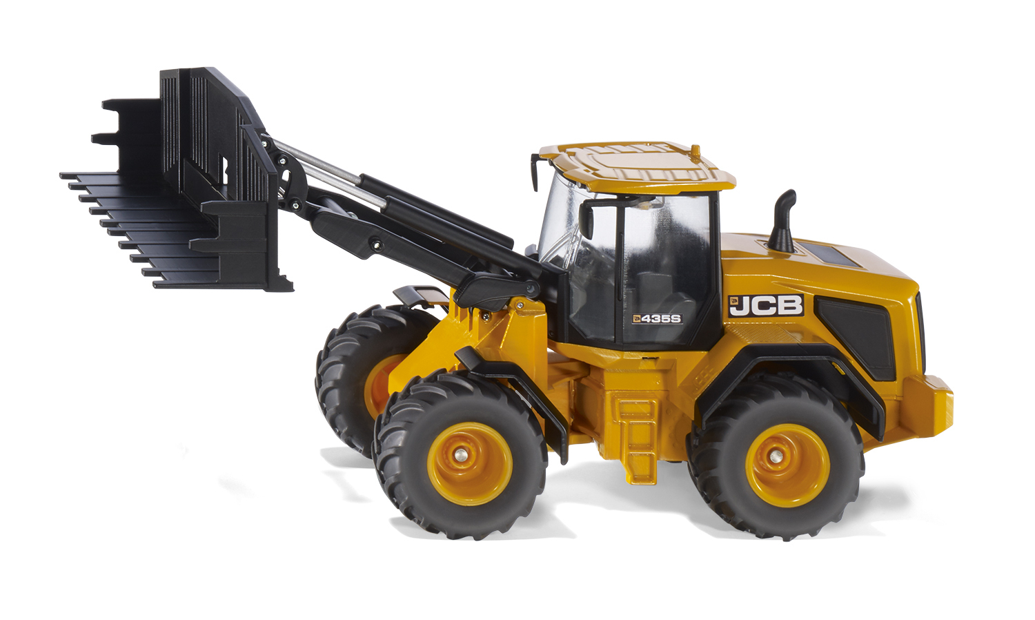 3663 - JCB Wheel Loader (1:32)