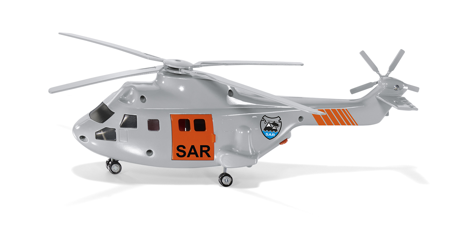 2527 - Transport Helicopter (1:50)