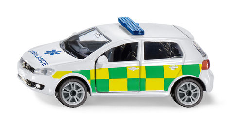 1411 - Ambulance Car