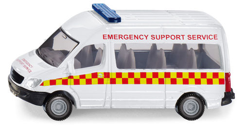 1083 - Emergency Service Vehicle
