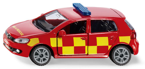 1437 - Firefighter Car
