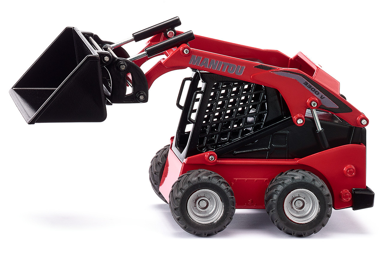 3049 - Manitou 3300V Skid Steer Loader (1:32)