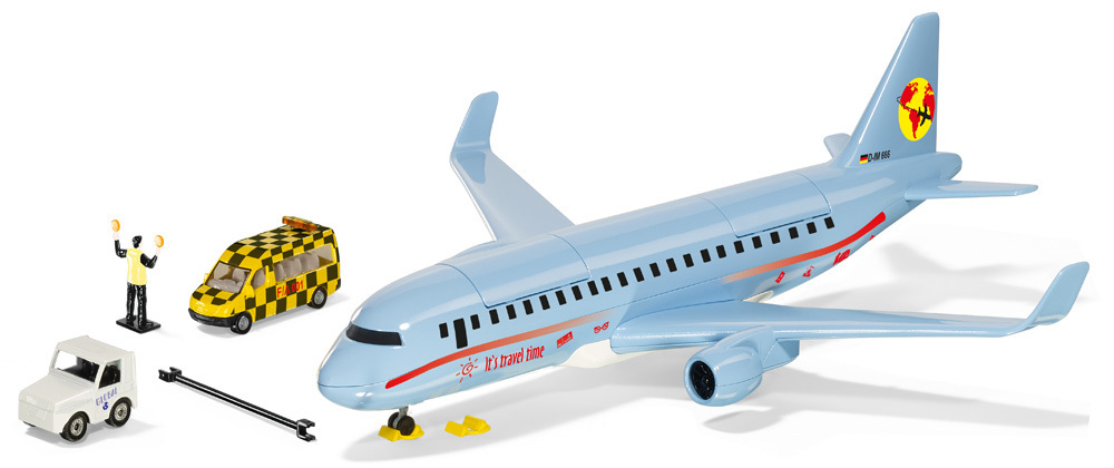 5402 - Siku World Aircraft Set with Accessories